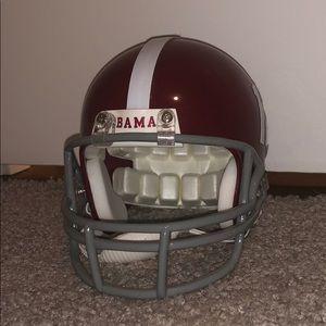Miniature Alabama Helmet Decor